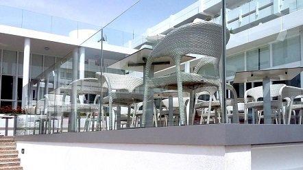 Barandillas de Cristal para Balcón