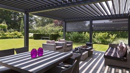 Protección Solar Vertical